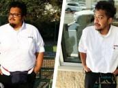 من 150 كجم إلى 105.. هنا طريقة مختلفة لخسارة الوزن !!