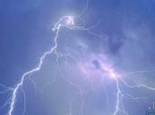 """""""الأرصاد"""": هطول أمطار رعدية على معظم مناطق المملكة تشمل السواحل"""