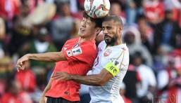 كوريا الجنوبية تهزم البحرين وتتأهل لربع نهائي كأس آسيا