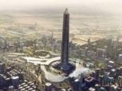 يفوق برج خليفة.. مصر تبني أحد أطول أبراج العالم بالعاصمة الجديدة !!