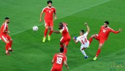 كأس آسيا 2019 : منتخب الأردن يتأهل لدور الـ 16 بتعادله مع فلسطين