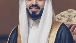 """""""الشيخ أحمد العامر"""" و """"المظفر"""" يحتفلان بزفاف """"عبدالرحمن"""""""
