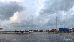 أمطار رعدية مصحوبة برياح مثيرة للأتربة .. تعرّف على حالة الطقس اليوم الثلاثاء