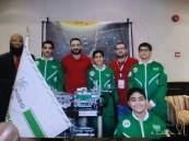"""شاهد .. فريقي مدارس """"جواثا الأهلية"""" للروبوت يتأهلان لتمثيل المملكة عربيًا وعالميًا"""