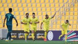 التعادل الإيجابي يحسم لقاء الأهلي والوصل في كأس زايد