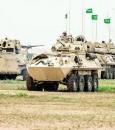 """وصول القوات المشاركة في تمرين """"درع الجزيرة المشترك 10"""" بالشرقية"""