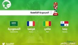 قرعة كأس العالم للشباب تضع الأخضر في المجموعة الخامسة