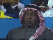 """ماجد عبدالله في مدرجات النصر ويؤكد: """"عدت كما بدأت"""""""