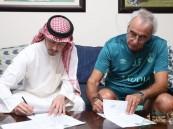 رسميًّا .. الأهلي يُعلن التوقيع مع خورخي فوساتي حتى نهاية الموسم
