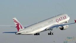 نجاة ركاب طائرة قطرية من الموت بعد تعطل محرك في الجو