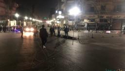 بالصور.. انتحاري يفجر نفسه في حي الأزهر بالقاهرة ومقتل شرطيين