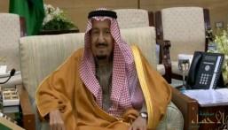 شاهد.. الملك سلمان يدشن 1281 مشروعًا بقيمة 82 مليار ريال في الرياض