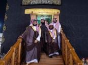 بالفيديو.. ماذا قال الشيخ المغامسي عن صعود الأمير محمد بن سلمان على سطح الكعبة؟