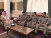 محافظ الأحساء يستقبل مدير إدارة سجون المنطقة الشرقية