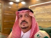 """بالفيديو .. مفاجئة تُغضب """"أمير الرياض"""" أثناء افتتاحه مبنى بلدية الخرج: أين الموظفون؟!"""
