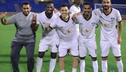 """بالصور .. هجر يفوز على النهضة بهدف """"عبدالله عثمان"""""""