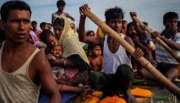 خطط لتوطين لاجئي الروهينغا في جزيرة نائية