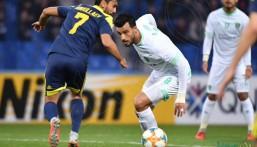 دوري أبطال آسيا: الأهلي يخسر أمام باختاكور ويفقد صدارة المجموعة الرابعة