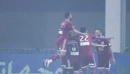 بالفيديو .. الفيصلي يفوز بثلاثية على القادسية