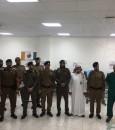 """بالصور.. حملة """"تبرع بالدم"""" يدشنها منسوبو """"أمن الطرق"""" في الشرقية"""