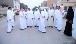 """بالصور.. """"بلدي الأحساء"""" في زيارة تفقدية لـ""""العمران"""" و """"البوعلي"""" يُعلّق على الزيارة"""