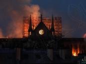 """بـ""""500″ رجل إطفاء … لماذا كان من الصعب إخماد حريق أشهر كاتدرائية في فرنسا؟!"""