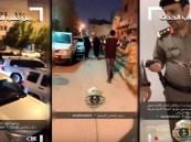 بالفيديو.. حملة أمنية توقف 3 نساء مقيمات وعند تفتيشهن كانت المفاجأة !