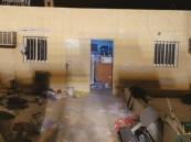 """بالصور… أمن الدولة يكتشف عشرات القنابل والأسلحة في استراحة تتبع """"مهاجمي مركز الزلفي"""""""