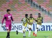 الاتحاد يفوز على لوكوموتيف الأوزبكي بثلاثية في دوري أبطال آسيا
