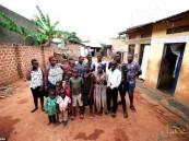 أنجبت 38 طفلاً فهرب منها زوجها !