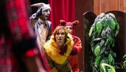 """بالصور .. """"هموم عكسوم"""" مسرحية الأطفال على مسرح فنون الأحساء"""