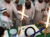 """ابتدائية """"الإمام الشاطبي"""" لتحفيظ القرآن تحتفي بخريجيها في """"نادي هجر"""""""