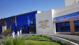 """معالي الدكتور """"فهد المبارك"""" يتحدث عن استضافة المملكة لقمة الـــ20 في أدبي الأحساء"""