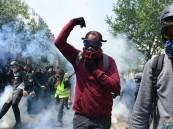 """شرطة فرنسا تعتقل العشرات في مواجهات """"يوم العمال"""""""