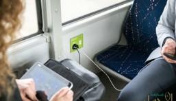 تحذير من شحن الهواتف في الأماكن العامة