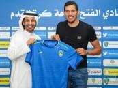 """""""الفتح"""" يوقع رسمياً مع المغربي """"مروان سعدان"""" لمدة موسمين"""