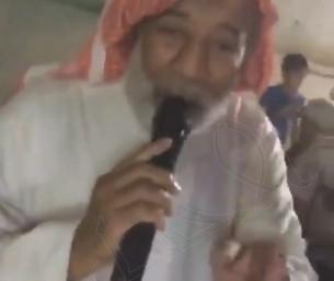 """شاهد بالفيديو.. هكذا احتفى المسحراتي بفوز """"العدالة"""" وصعوده لدوري المحترفين!!"""