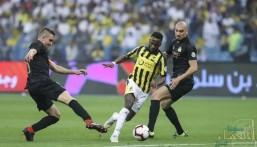 """اكتشاف عينة منشطات إيجابية للاعب """"الاتحاد"""" فهد المولد"""