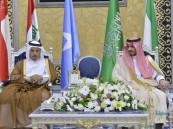 رئيس مجلس وزراء دولة قطر يصل إلى جدة