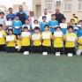 """بالصور..""""٧٠ """"مشاركاً في المهارات الأساسية لكرة القدم بـ""""نادي حي بن جلوي"""""""