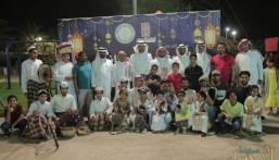 """بالصور… غبقة رمضانية لـ""""تفاؤل الخيرية"""" تجمع """"مرضى السرطان"""" في الأحساء"""