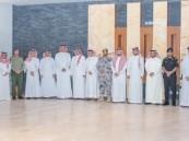 """المؤسسة العامة لـ""""جسر الملك فهد"""" تعقد لقاءًا تنسيقيًا استعدادًا لإجازة عيد الفطر"""