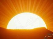 """الأرصاد تُنبه بموجه حارّه على """"الأحساء"""" و """"الحصيني"""" يوضِّح موعد انتهاء فصل الصيف"""