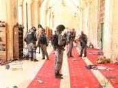 """شاهد بالصور.. جيش الاحتلال يقتحم """"المسجد الأقصى"""" بصحبة أكثر من """"١٠٠٠"""" مستوطن !'"""