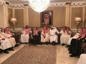 """مجلس أسرة """"الماجد"""" يستقبل المهنئين بعيد الفطر"""