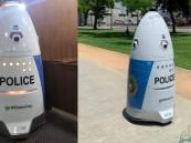 """في كاليفورنيا """"رجل شرطة آلي"""" مهمته مكافحة الجريمة وحفظ الأمن !!"""