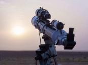 المراصد الفلكية بحوطة سدير والبكيرية تستعد لرؤية هلال شوال 1440