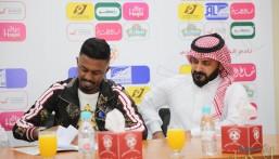 """الفيصلي يوقع رسمياً مع """" ابراهيم غالب """" لمدة موسم واحد"""