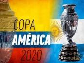 """""""كولومبيا"""" تستضيف نهائي كوبا أمريكا 2020"""