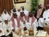 """مجلس أسرة """"آل فارس"""" يستقبل المهنئين بعيد الفطر"""